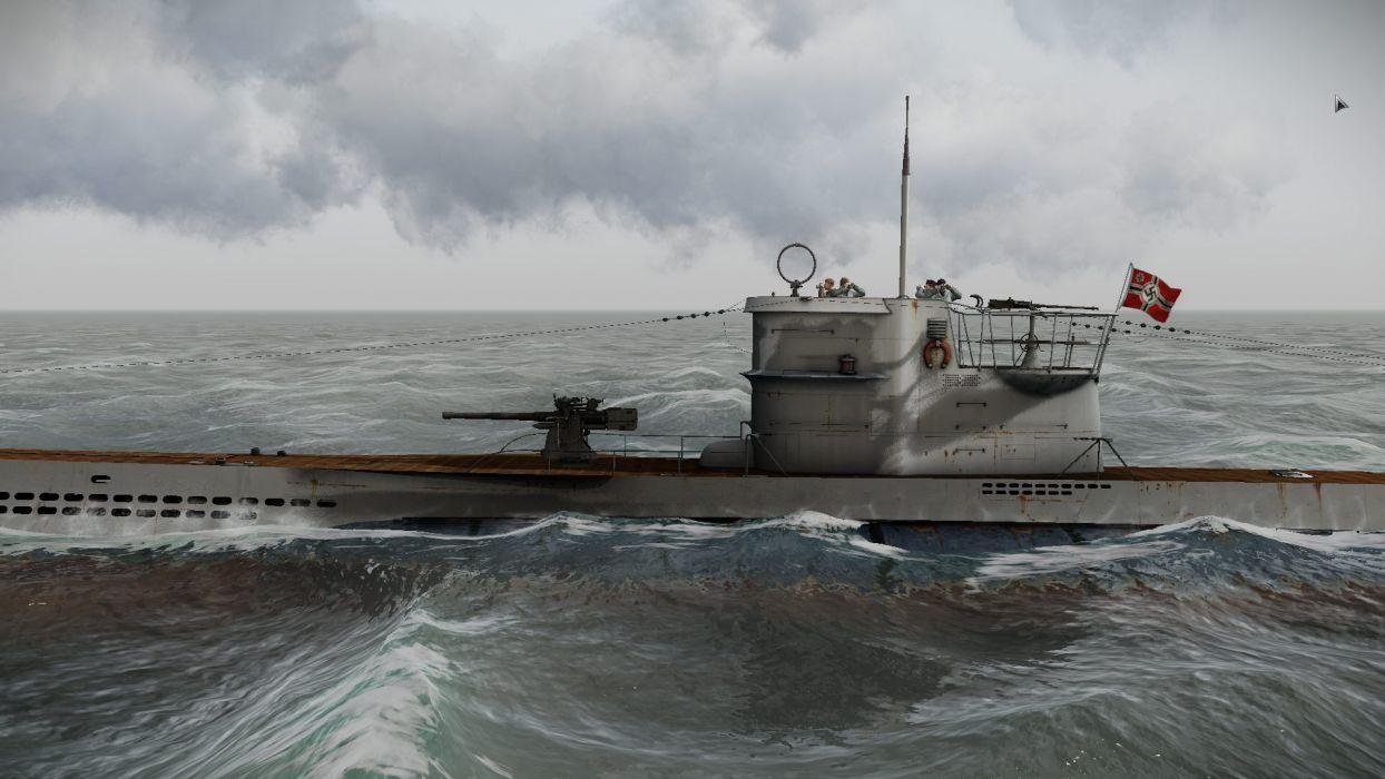 Silent Hunter War Submarine Fighting Simulation Military 24
