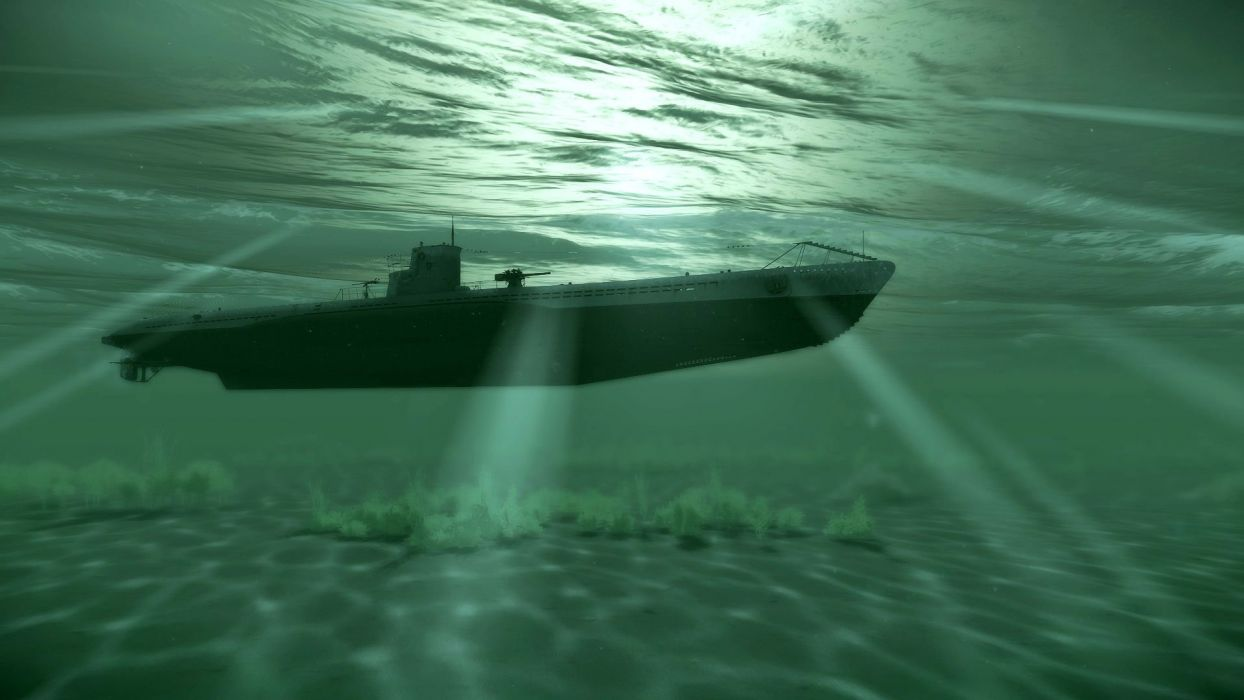 Silent Hunter War Submarine Fighting Simulation Military 42