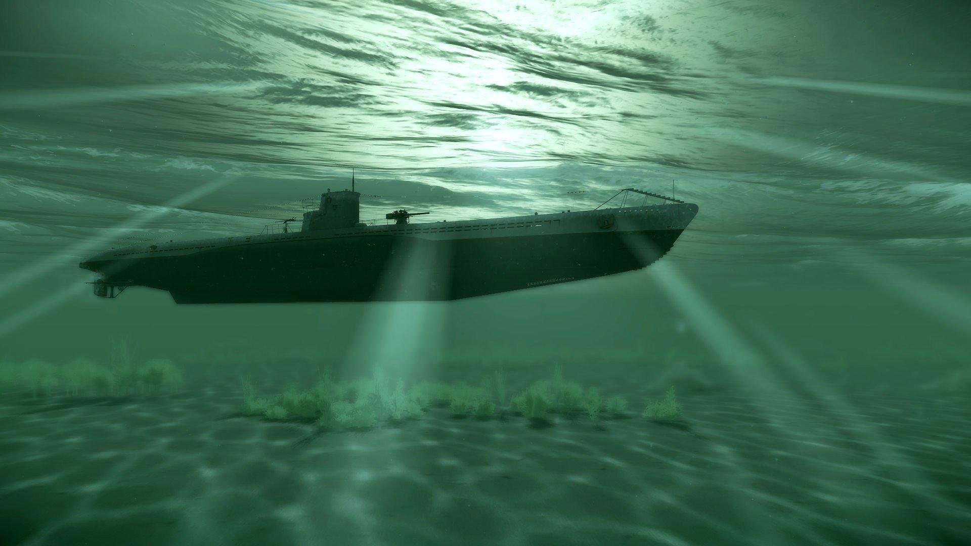 немецкие подводные лодки второй мировой войны обои
