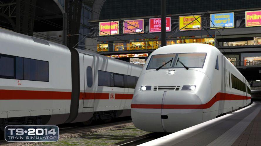 TRAIN-SIMULATOR locomotive train simulator railroad (42) wallpaper