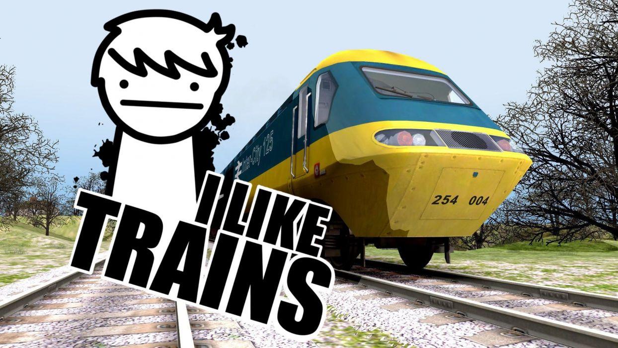TRAIN-SIMULATOR locomotive train simulator railroad (64) wallpaper