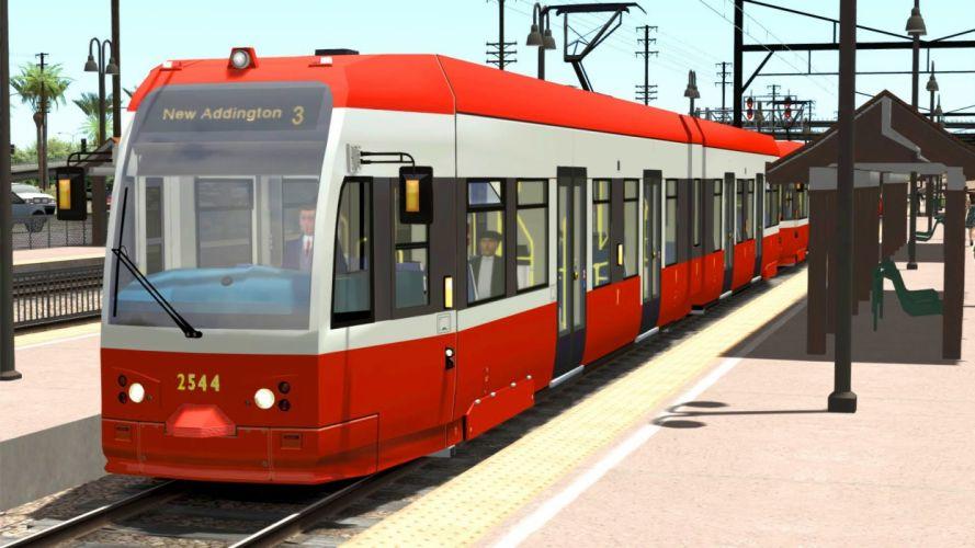 TRAIN-SIMULATOR locomotive train simulator railroad (65) wallpaper