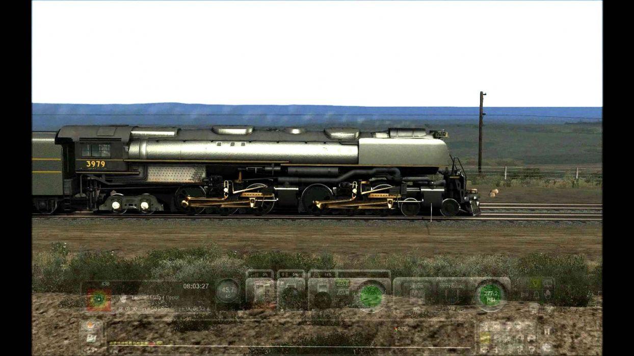 TRAIN-SIMULATOR locomotive train simulator railroad (68) wallpaper