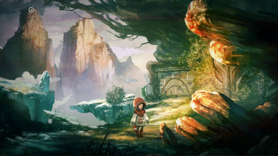 WHISPERED WORLD adventure point-and-click fantasy (10) wallpaper