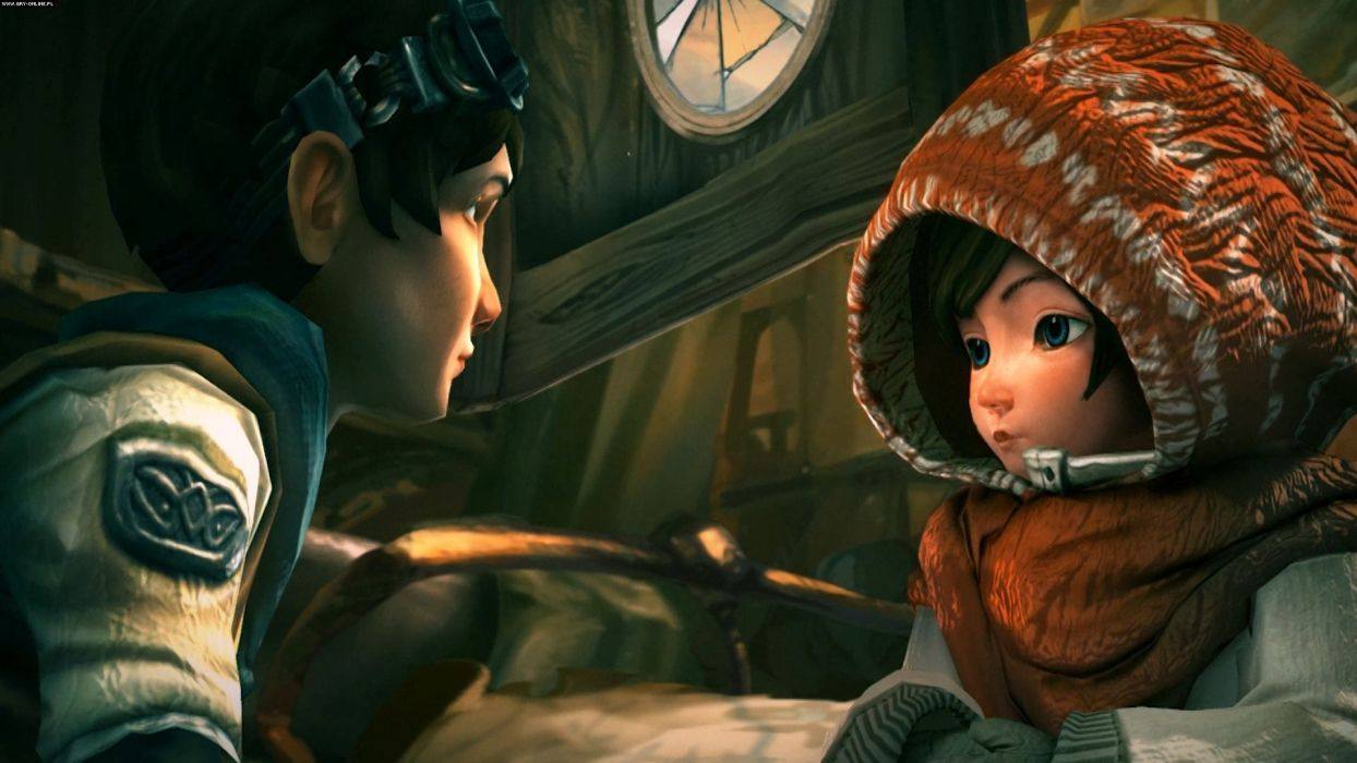 WHISPERED WORLD adventure point-and-click fantasy (19) wallpaper