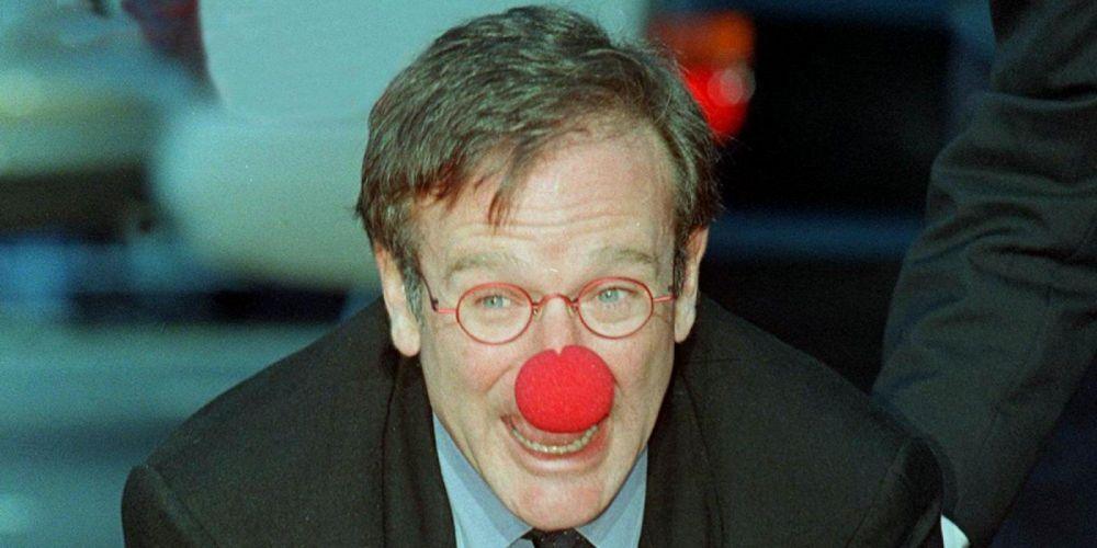 ROBIN WILLIAMS comedy comedian actor wallpaper