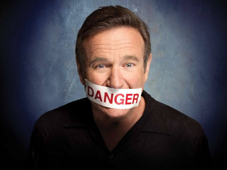 ROBIN WILLIAMS comedy comedian actor wallpaper