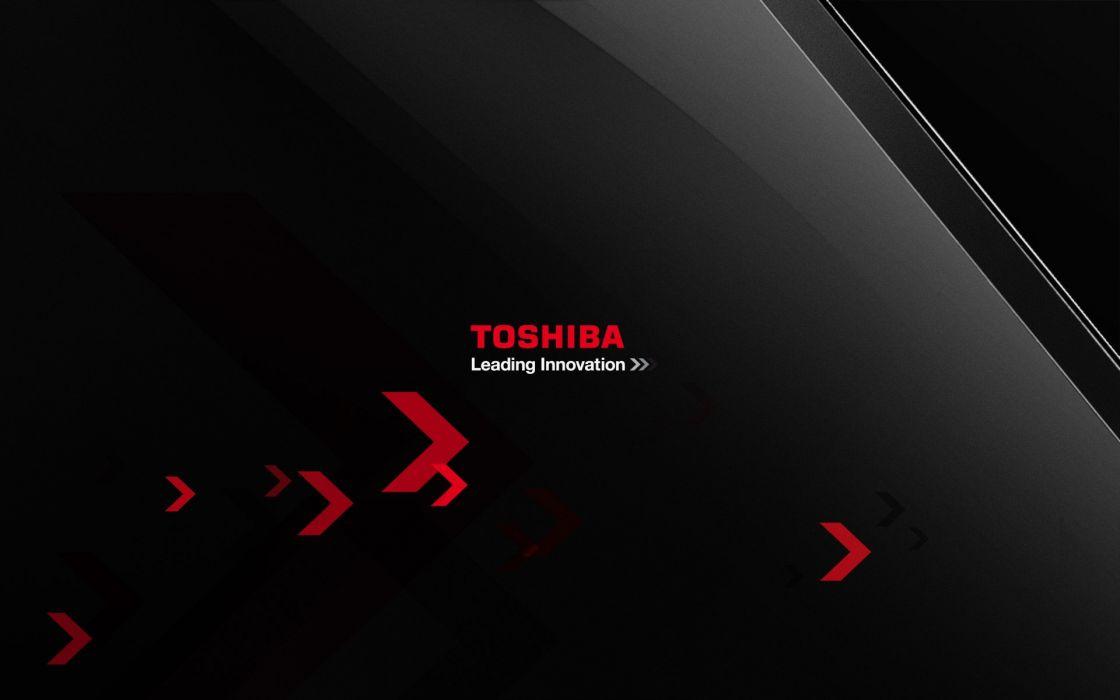 TOSHIBA computer wallpaper