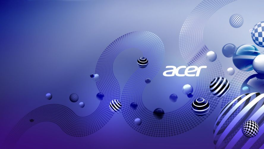 ACER computer wallpaper