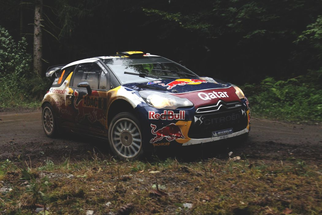 Citroen DS Rally Carc wallpaper