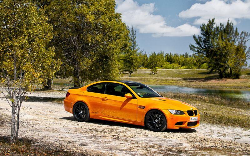 BMW M3 G Power wallpaper