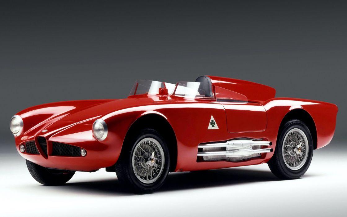Alfa Romeo wallpaper