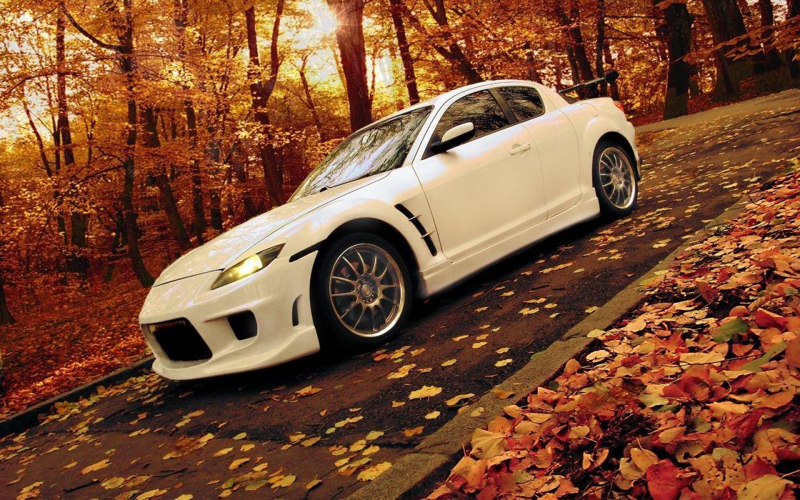 Mazda RX8 wallpaper