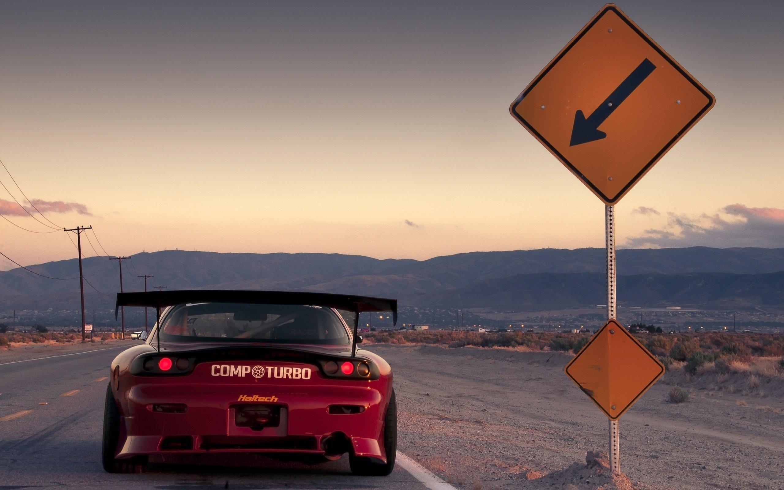 Mazda Rx7 Wallpaper 2560x1600 Wallpaperup