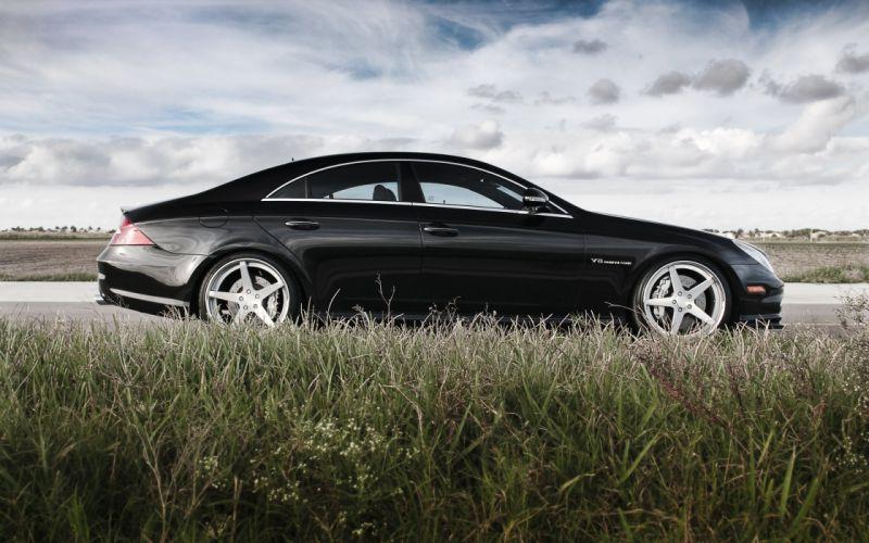 Mercedes Benz CLS36 AMG wallpaper