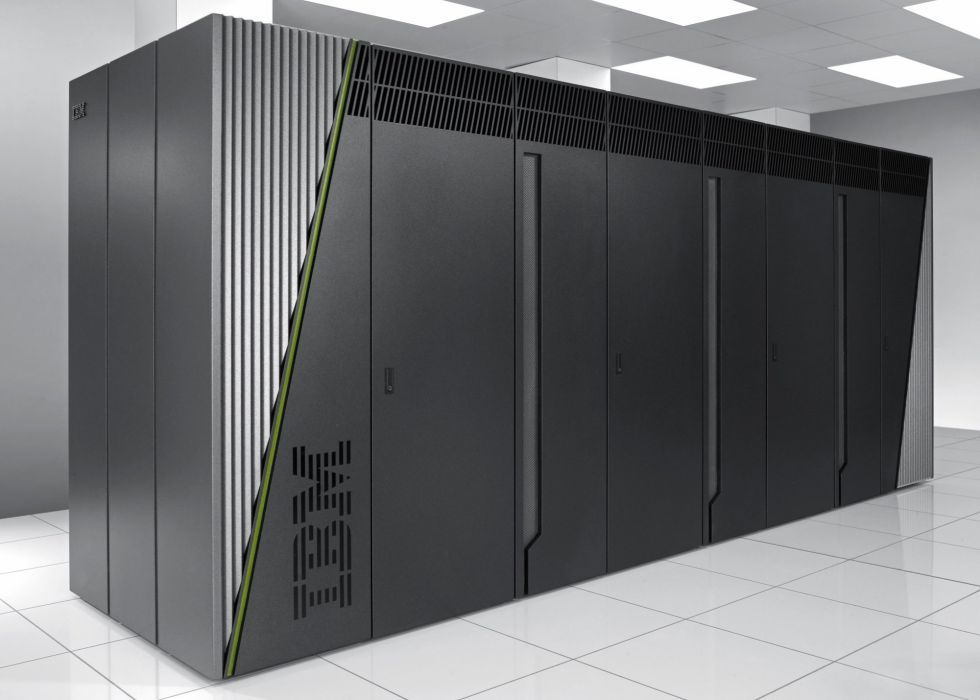 IBM computer wallpaper