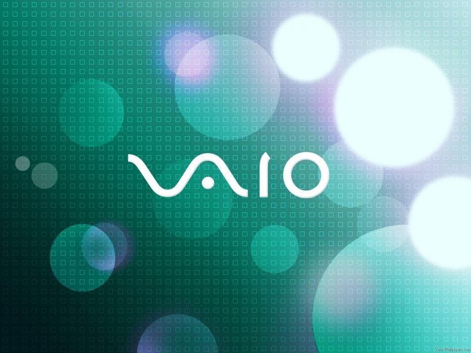 SONY VAIO computer wallpaper