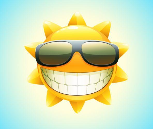 summer sun sunglasses glasses mood wallpaper