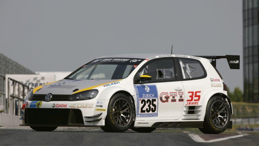 Volkswagen Golf GTI wallpaper