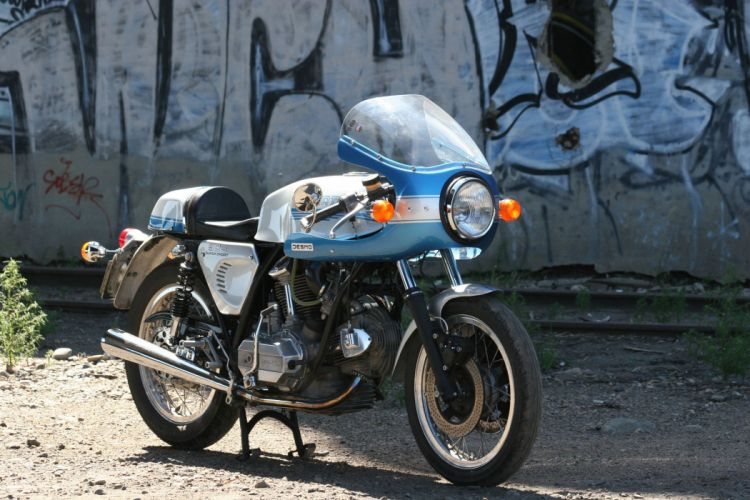 Ducati 900 SS Motorcycle Retro Classic Race wallpaper