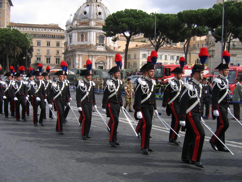 Carabinieri Republic Day Parade Police wallpaper