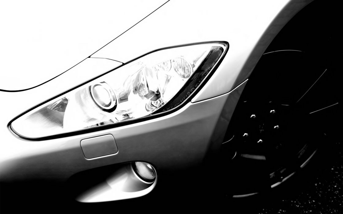 Maserati Details wallpaper