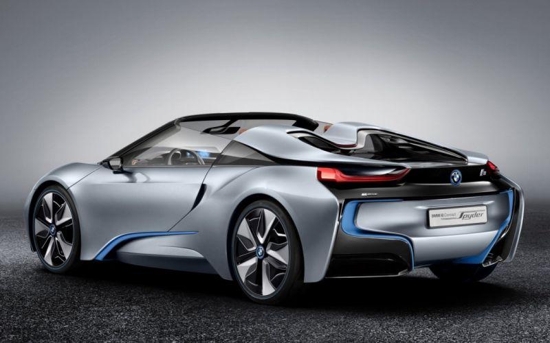 BMW i8 Concept Spyder wallpaper