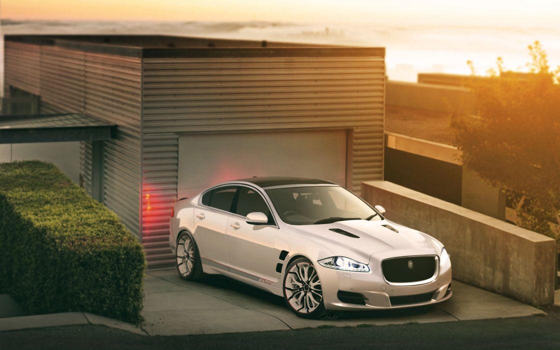 Jaguar XKRS wallpaper