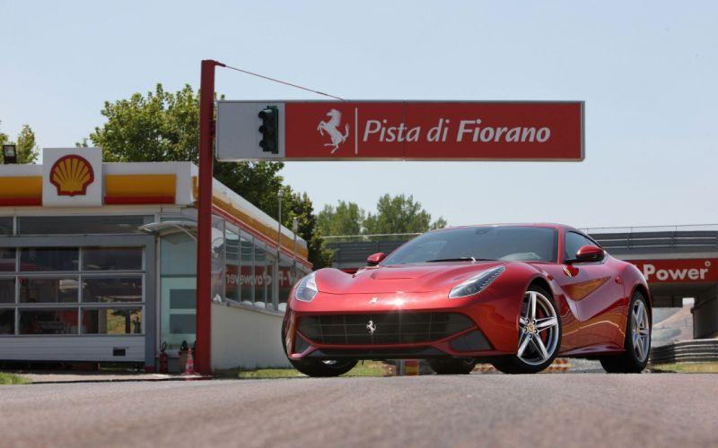 Ferrari F12 2013 wallpaper