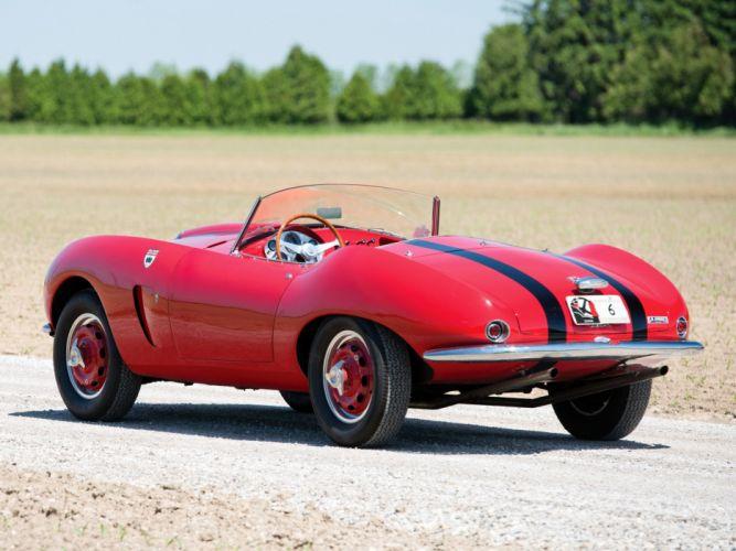 1956 Arnolt-Bristol Deluxe Roadster retro g wallpaper