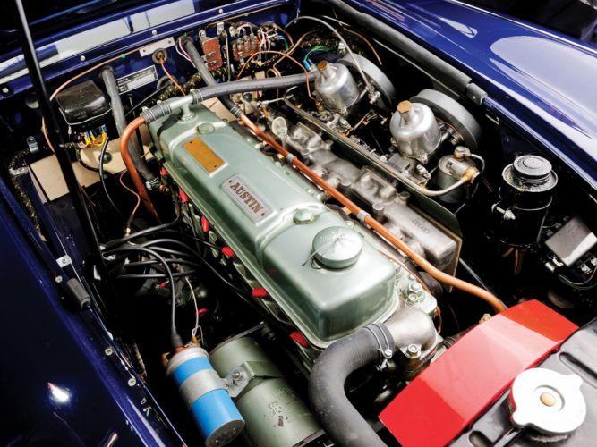 1958 Austin Healey 100-6 (BN6) retro r wallpaper