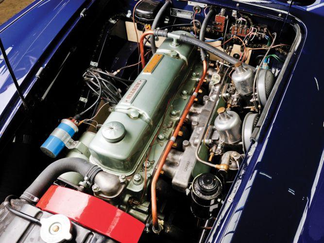 1958 Austin Healey 100-6 (BN6) retro e wallpaper