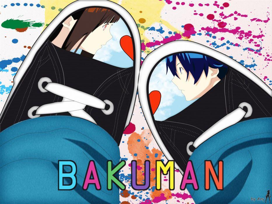 Bakuman g wallpaper