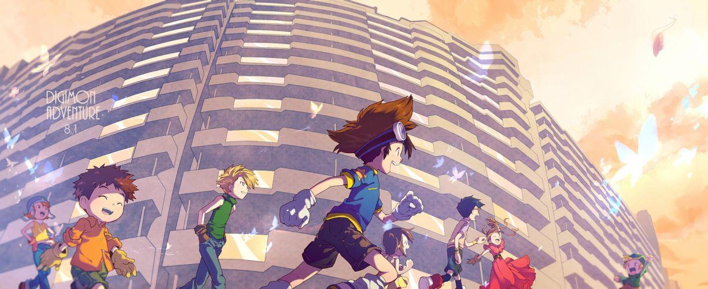 Digimon Adventures g wallpaper