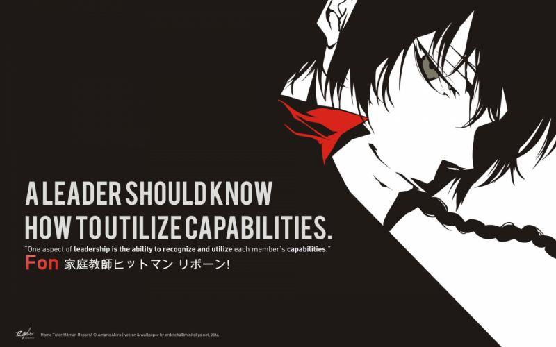 Katekyo Hitman Reborn! f wallpaper