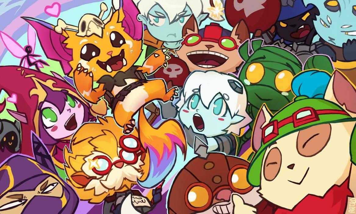 League Of Legends T Wallpaper 2100x1260 423254 Wallpaperup