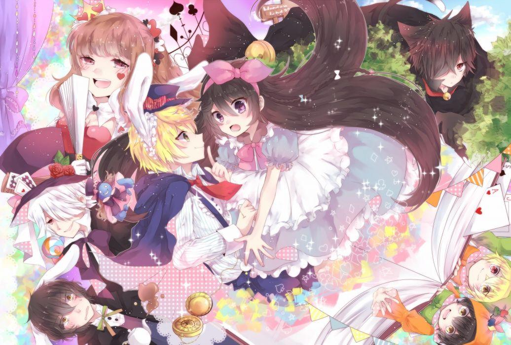Pandora Hearts s wallpaper