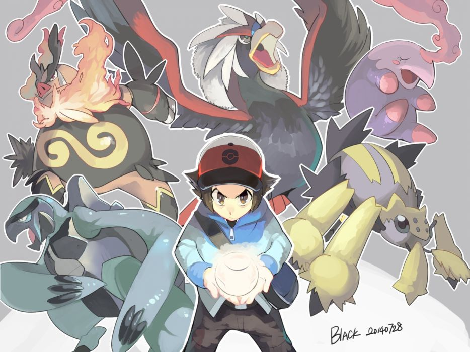 Pokemon g wallpaper