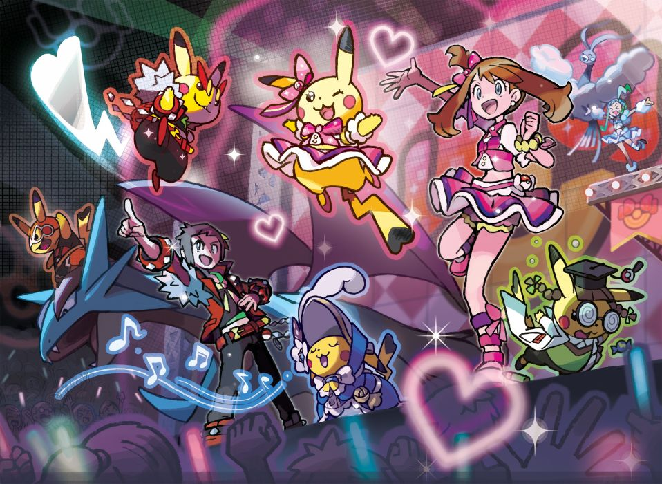 Pokemon f wallpaper