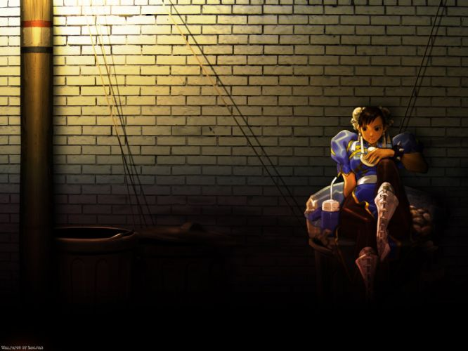 Street Fighter f wallpaper
