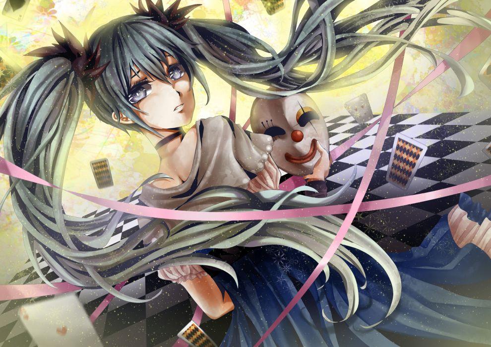 Vocaloid f wallpaper