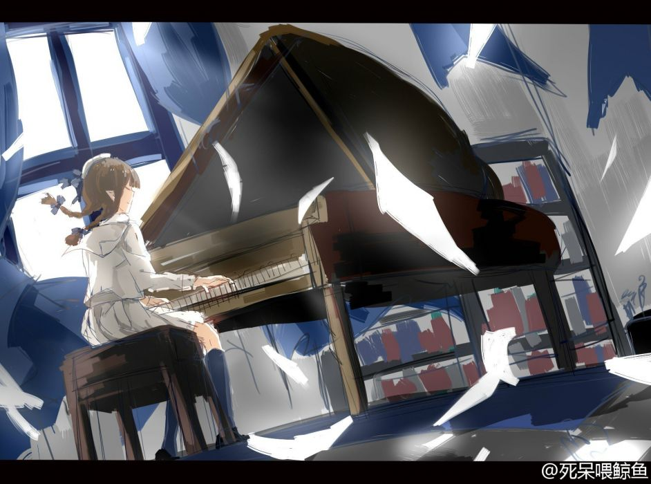 Wadanohara And The Great Blue Sea s wallpaper