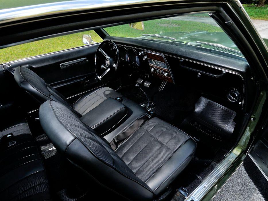 1968 Pontiac Firebird 400 L67 Ram-Air I-I (2337) muscle classic t wallpaper