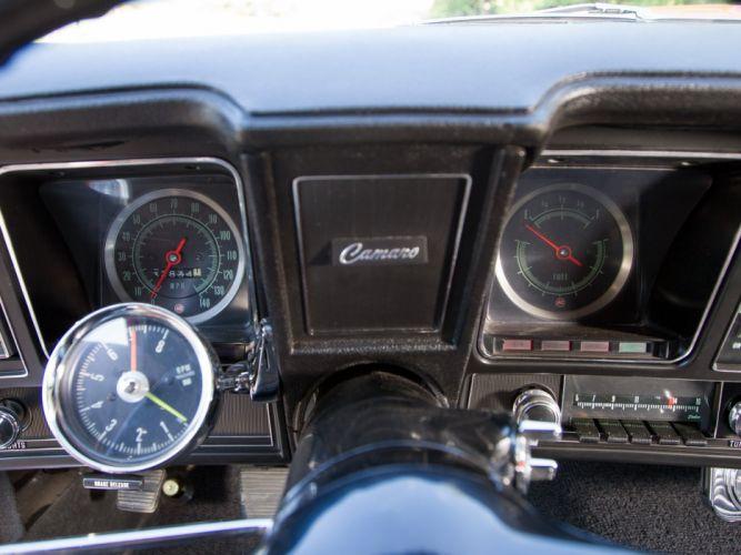 1969 Chevrolet Camaro Yenko S-C 427 muscle classic h wallpaper
