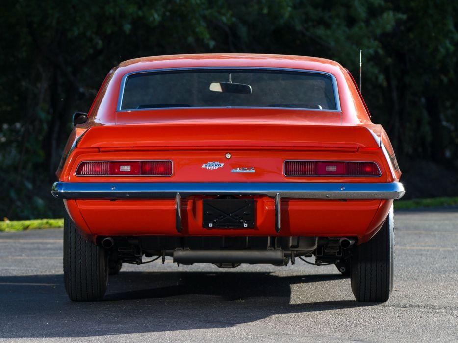 1969 Chevrolet Camaro Yenko S-C 427 muscle classic g wallpaper