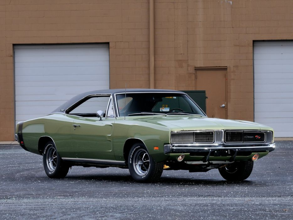 1969 Dodge Charger R-T (XS29) classic muscle g wallpaper