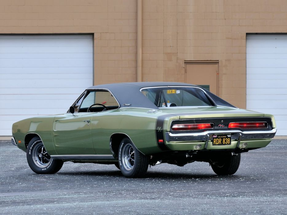 1969 Dodge Charger R-T (XS29) classic muscle d wallpaper