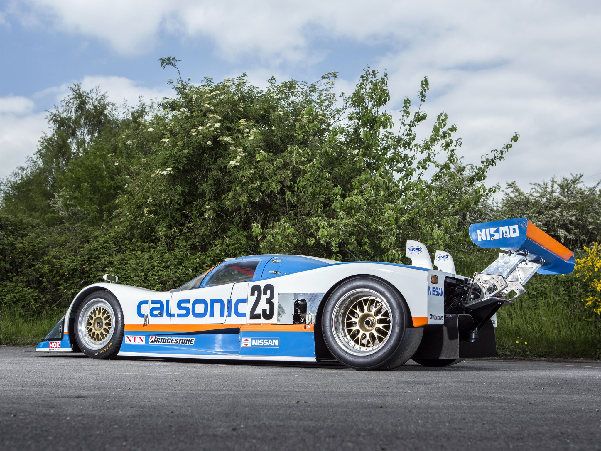 Racing wallpaper racing wallpapers and - 1987 Nissan R87e Le Mans Race Racing Rd Wallpaper