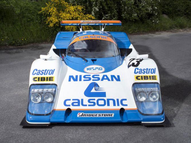 1987 Nissan R87E Le-Mans race racing r wallpaper