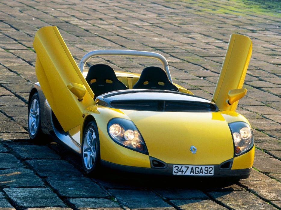 1995 Renault Sport Spider h wallpaper